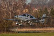 N610HR - Private Cirrus SR-22 -GTS aircraft