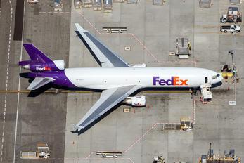 N583FE - FedEx Federal Express McDonnell Douglas MD-11F