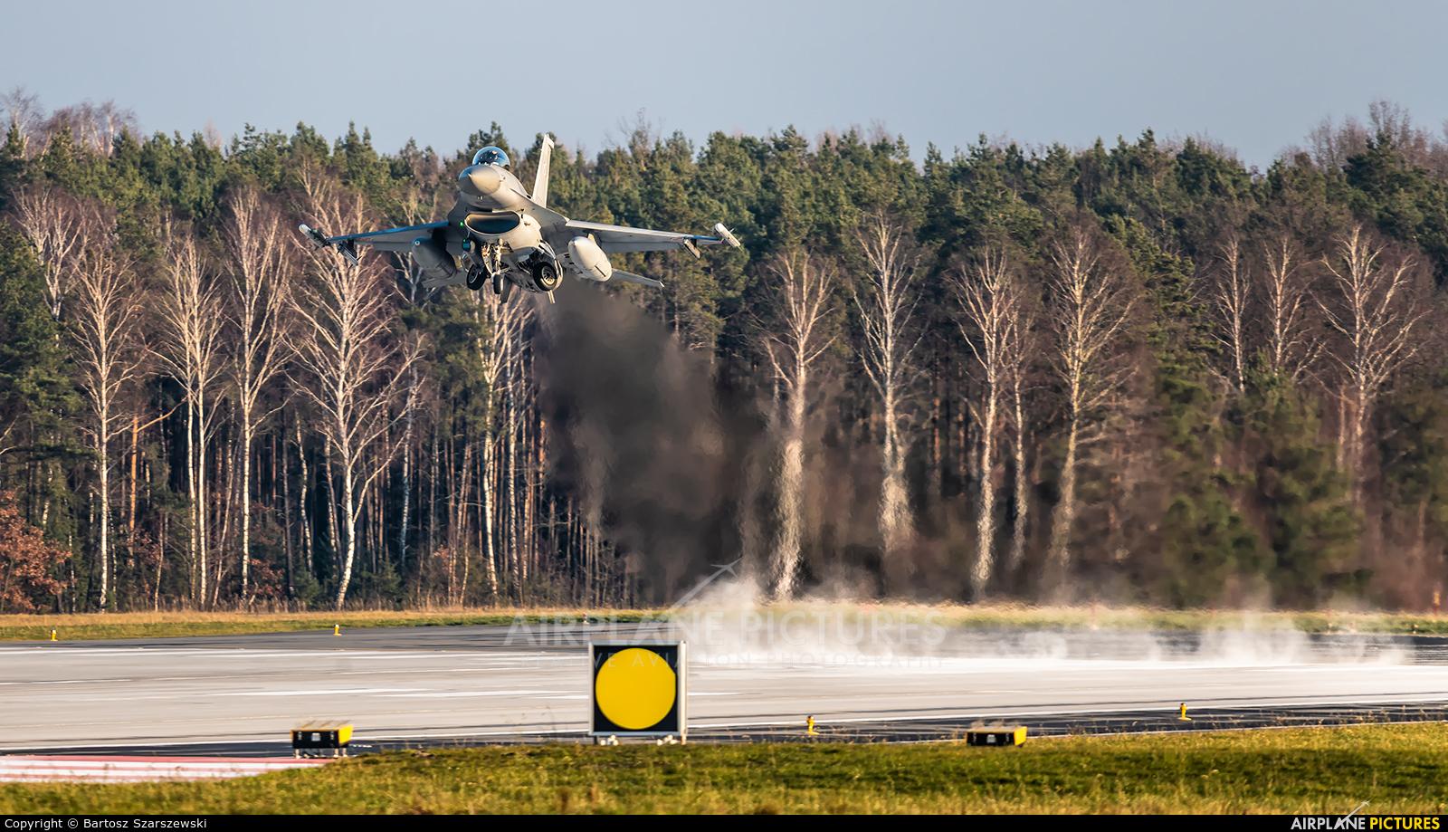 Poland - Air Force 4073 aircraft at Łask AB