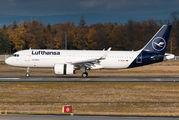 D-AINR - Lufthansa Airbus A320 NEO aircraft
