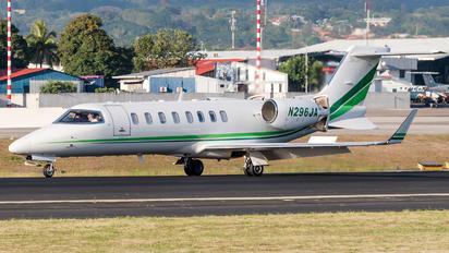 N296JA - Private Bombardier Learjet 45