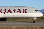 A7-ALT - Qatar Airways Airbus A350-900 aircraft