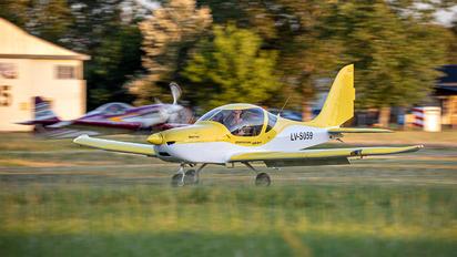 LV-S059 - Private Evektor-Aerotechnik Harmony LSA