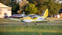 LV-S059 - Private Evektor-Aerotechnik Harmony LSA aircraft