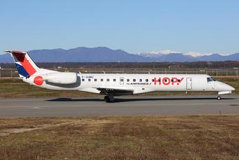 F-GUBC - Air France - Hop! Embraer ERJ-145