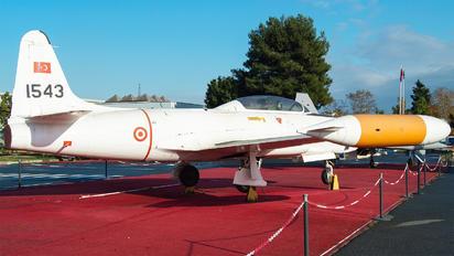 54-1543 - Turkey - Air Force Lockheed T-33A Shooting Star