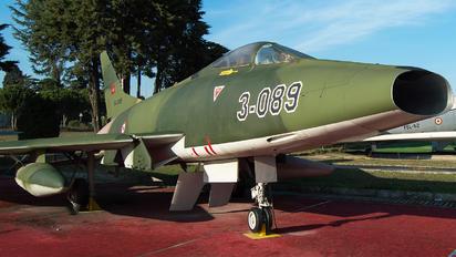 54-2089 - Turkey - Air Force North American F-100 Super Sabre