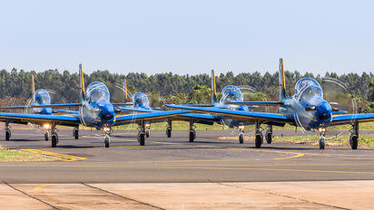 """5965 - Brazil - Air Force """"Esquadrilha da Fumaça"""" Embraer EMB-314 Super Tucano A-29B"""