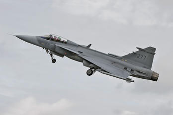 277 - Sweden - Air Force SAAB JAS 39C Gripen