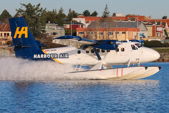C-GFHA - Harbour Air de Havilland Canada DHC-6 Twin Otter