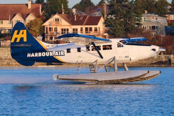 C-GUTW - Harbour Air de Havilland Canada DHC-3 Otter