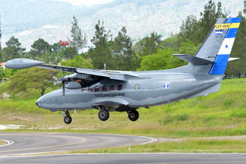 FAH-323 - Honduras - Air Force LET L-410 Turbolet