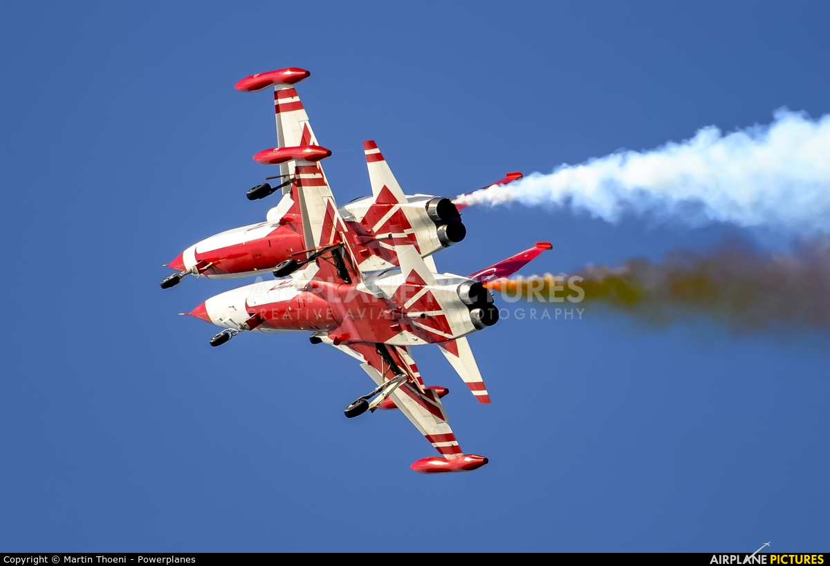 Turkey - Air Force : Turkish Stars 71-4021 aircraft at Kecskemét