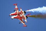 71-4021 - Turkey - Air Force : Turkish Stars Canadair NF-5A aircraft