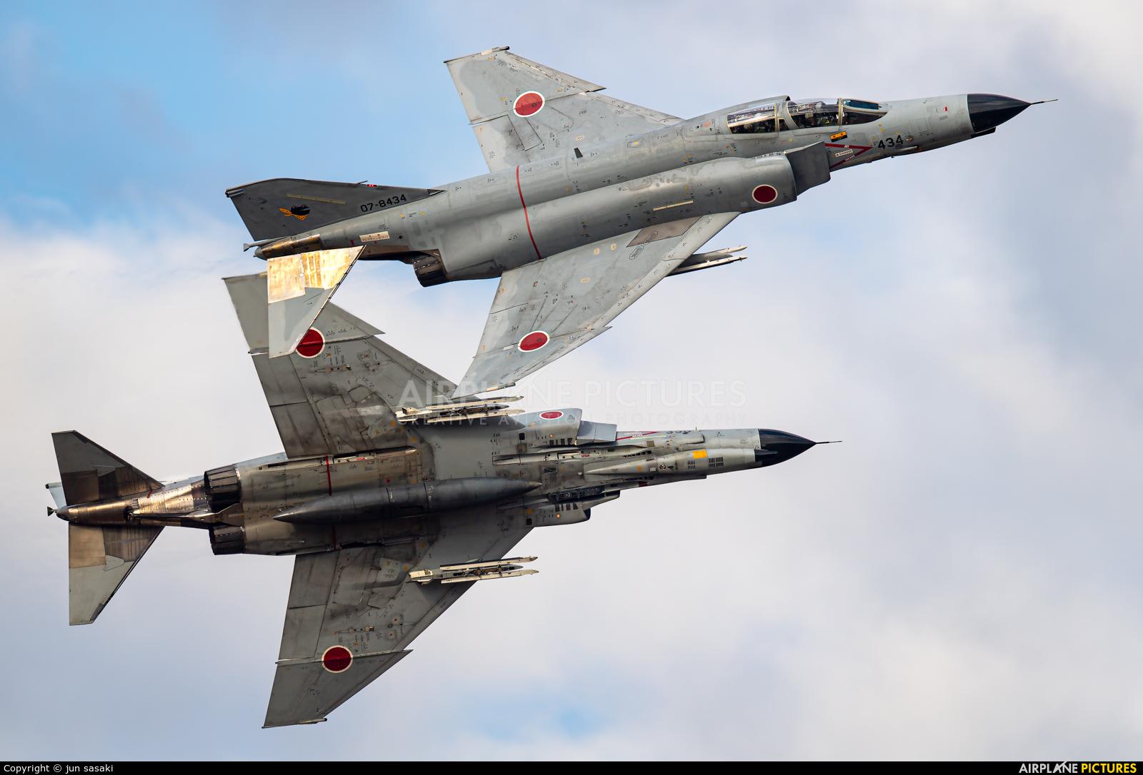 Japan - Air Self Defence Force 07-8434 aircraft at Ibaraki - Hyakuri AB