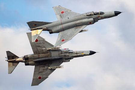 #1 Japan - Air Self Defence Force Mitsubishi F-4EJ Phantom II 07-8434 taken by jun sasaki