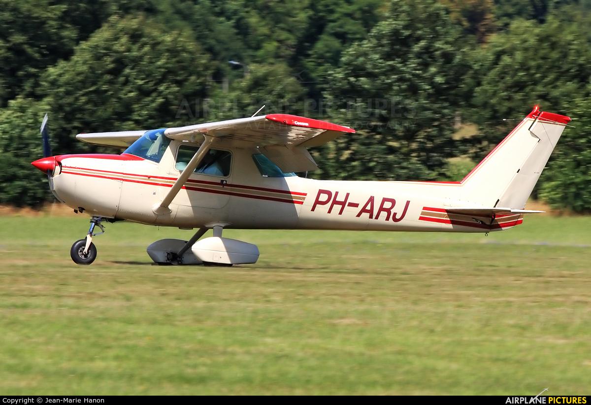 Private PH-ARJ aircraft at Diest Schaffen