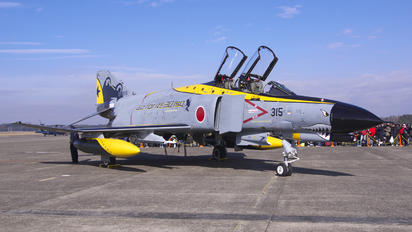 37-8315 - Japan - Air Self Defence Force Mitsubishi F-4EJ Kai
