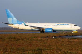 VQ-BWI - Pobeda Boeing 737-800