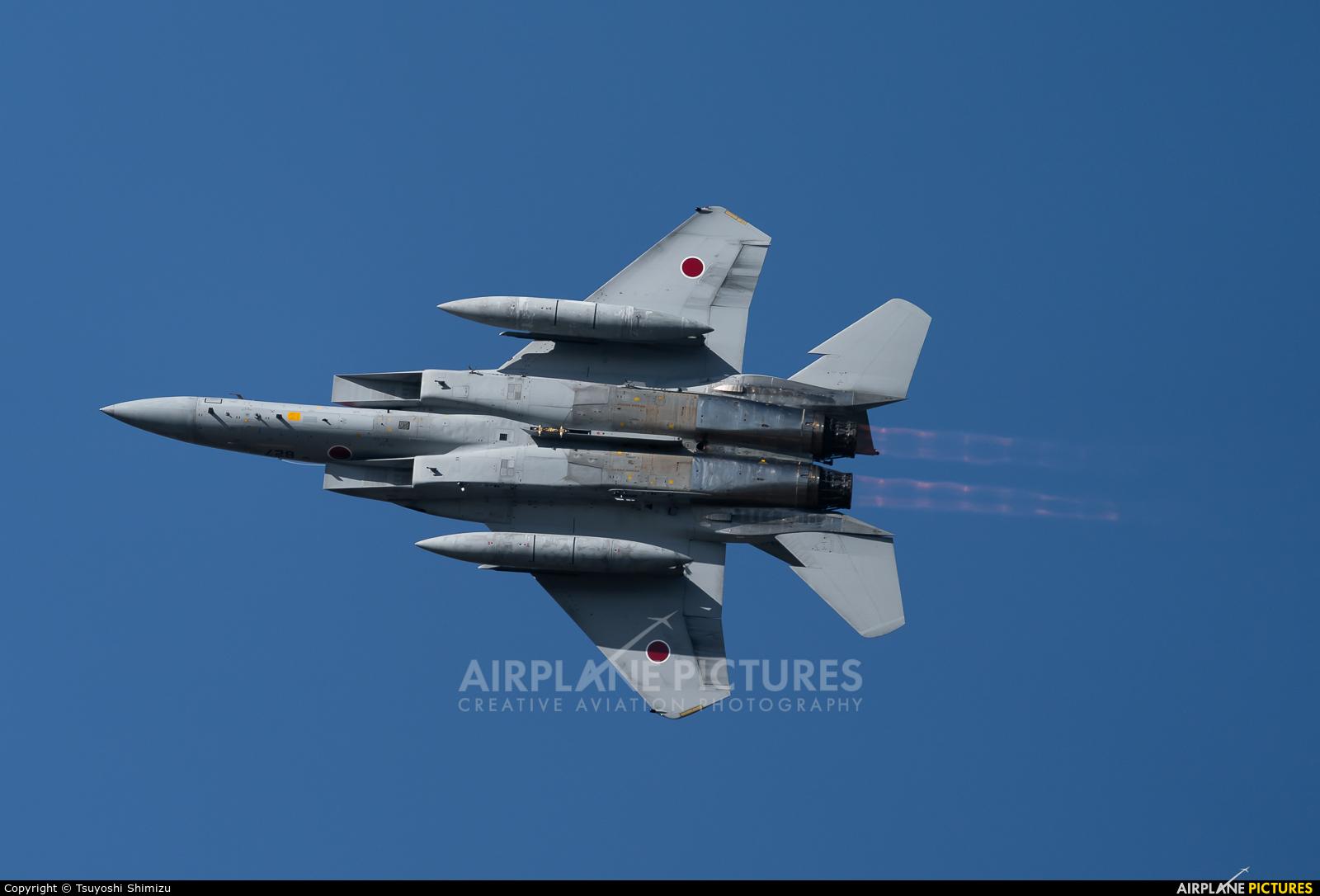 Japan - Air Self Defence Force 32-8827 aircraft at Ibaraki - Hyakuri AB