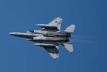 32-8827 - Japan - Air Self Defence Force Mitsubishi F-15J