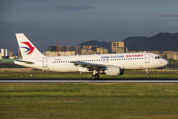 B-6928 - China Eastern Airlines Airbus A320