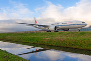 B-2091 - Air China Cargo Boeing 777F aircraft