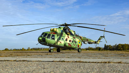 37 - Ukraine - Army Mil Mi-8MTV-1