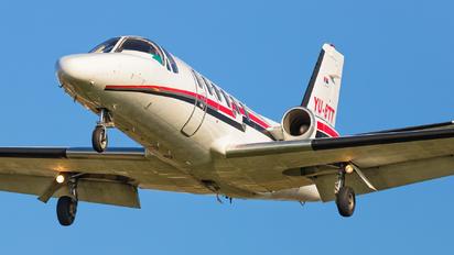 YU-BTT - Air Pink Cessna 551 Citation II SP