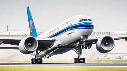 B-2081 - China Southern Cargo Boeing 777F