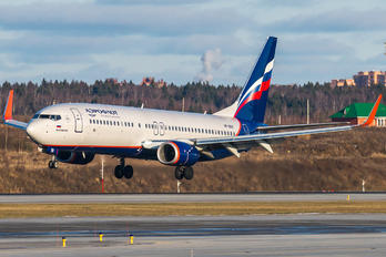 VP-BKK - Aeroflot Boeing 737-800