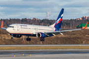 VP-BKK - Aeroflot Boeing 737-800 aircraft