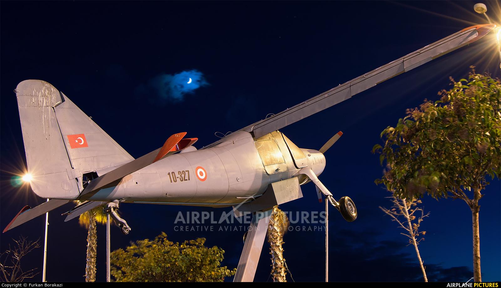 Turkey - Air Force 10-327 aircraft at Off Airport - Turkey