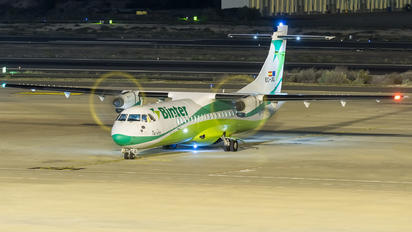 EC-JQL - Binter Canarias ATR 72 (all models)