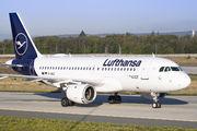 D-AILC - Lufthansa Airbus A319 aircraft