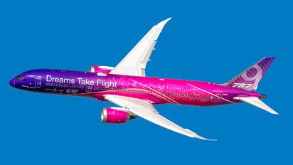 N1015B - Biman Bangladesh Boeing 787-9 Dreamliner
