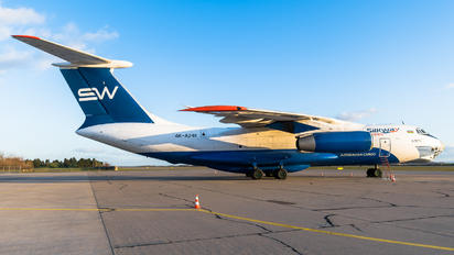 4K-AZ41 - Silk Way Airlines Ilyushin Il-76 (all models)
