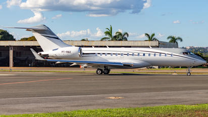 PT-RBZ - Private Bombardier BD-700 Global 6000