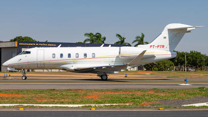 PT-PTR - Private Bombardier BD-100 Challenger 300 series