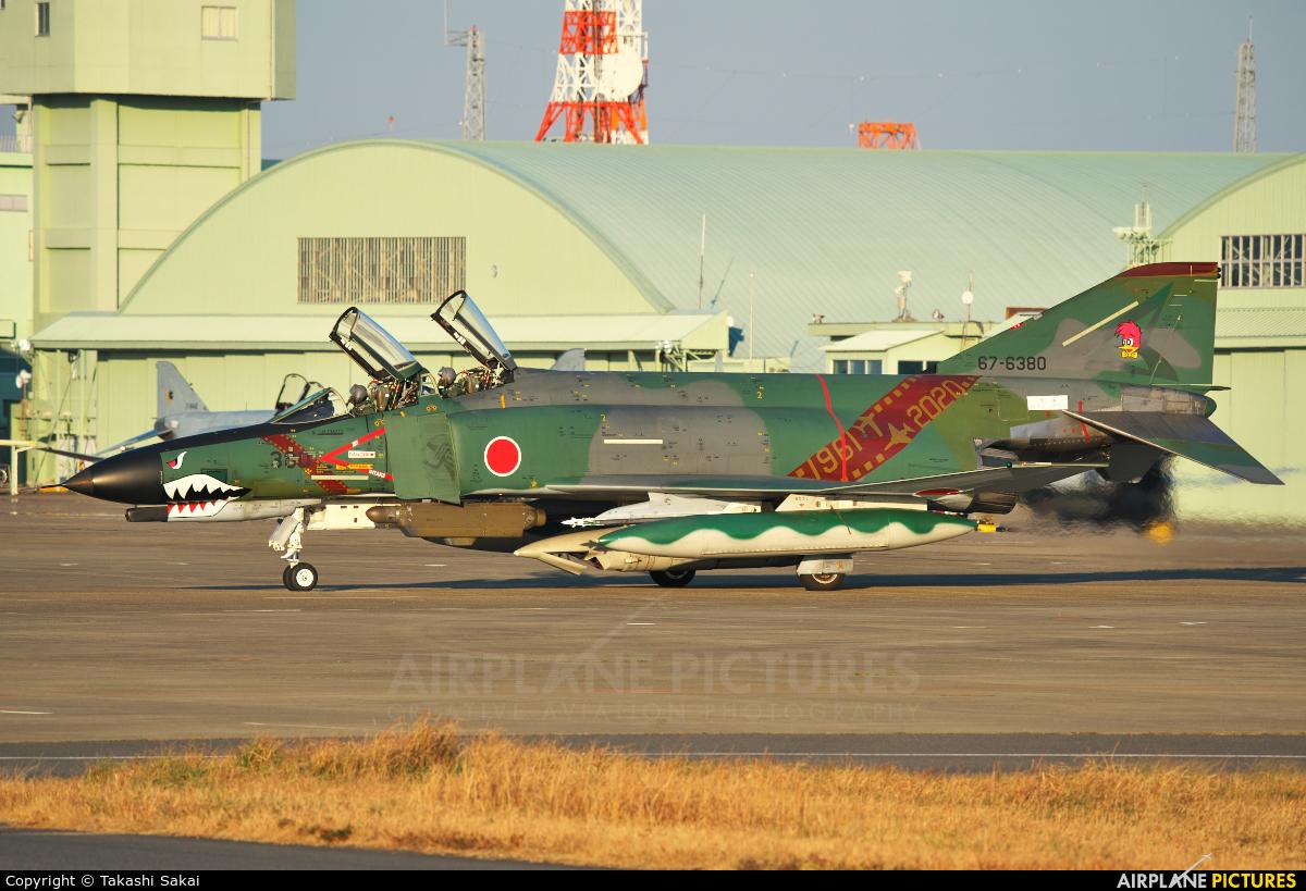 Japan - Air Self Defence Force 67-6380 aircraft at Ibaraki - Hyakuri AB