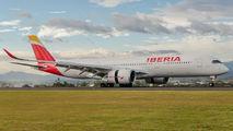 EC-NCX - Iberia Airbus A350-900 aircraft
