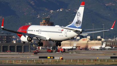 EI-FJS - Norwegian Air International Boeing 737-800