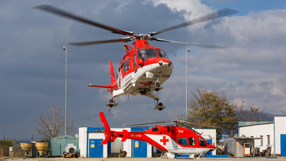 OM-ATA - Air Transport Europe Agusta / Agusta-Bell A 109K2