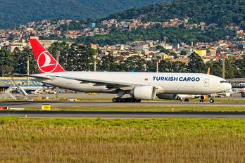 TC-LJM - Turkish Cargo Boeing 777F