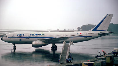 F-BVGH - Air France Airbus A300