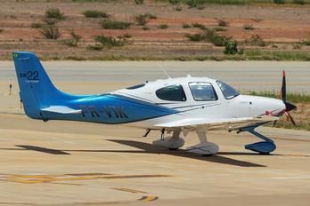 PR-VIK - Private Cirrus SR-22 -GTS