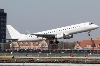 EI-GHK - Stobart Air Embraer ERJ-190 (190-100)