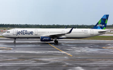 N948JB - JetBlue Airways Airbus A321