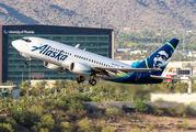 N619AS - Alaska Airlines Boeing 737-700 aircraft