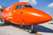 OO-TAW - TNT British Aerospace BAe 146-200/Avro RJ85-QT Quiet Trader aircraft